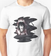 Jeff The Killer - In The Wall Unisex T-Shirt