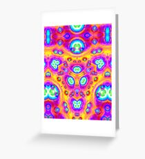 Eyesmosis Greeting Card