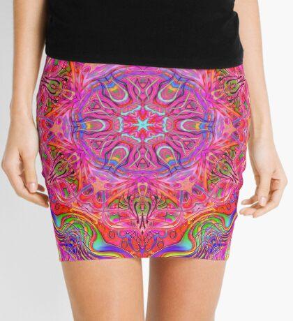 Percussiae Mini Skirt