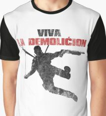 Just Cause - Viva la demolicion Graphic T-Shirt