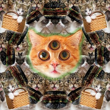 third eye ascended feline master by STORMYMADE