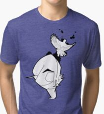 034b Tri-blend T-Shirt