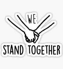 Image result for we stand together