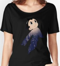Astro Boy - Human Machine Women's Relaxed Fit T-Shirt
