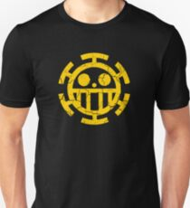 Trafalgar D. Water Law (symbol) Unisex T-Shirt