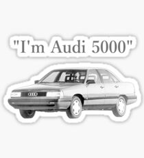 Audi 90: Stickers | Redbubble