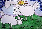 Sheep by Elizabeth Kendall