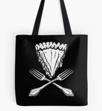 Pie(rate) Tote Bag