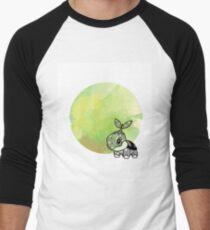 Turtwig Men's Baseball ¾ T-Shirt