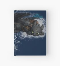 How to train your dragon hardcover journals redbubble toothless hardcover journal ccuart Image collections