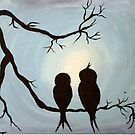 Love Birds by Paul Rees-Jones