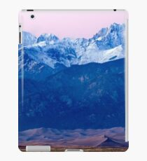 Sangre de Christo and The Great Sand Dunes National Park iPad Case/Skin