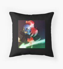The Undying Throw Pillow