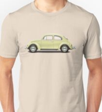 1963 Volkswagen Beetle Sedan - Beryl Green Unisex T-Shirt