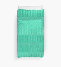 Beach Blue Pattern Duvet Cover