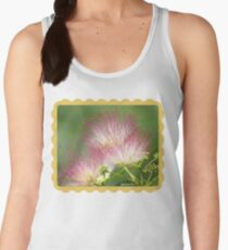 Mimosa ~  An Exotic Flowering Tree Women's Tank Top