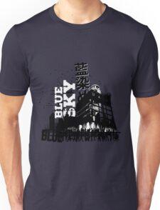 Urban color Blue Unisex T-Shirt
