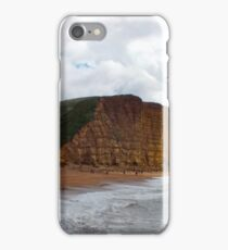 East Cliff - West Bay - Broadchurch iPhone Case/Skin