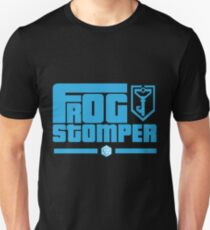 Frog Stomper - Ingress Unisex T-Shirt