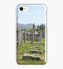 The Bishop's Palace Aphrodisias Turkey iPhone Case/Skin