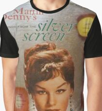 Exotic Sounds From The Silver Screen, Martin Denny Graphic T-Shirt