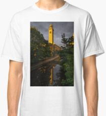 New Mill at Sunset, Saltaire Classic T-Shirt