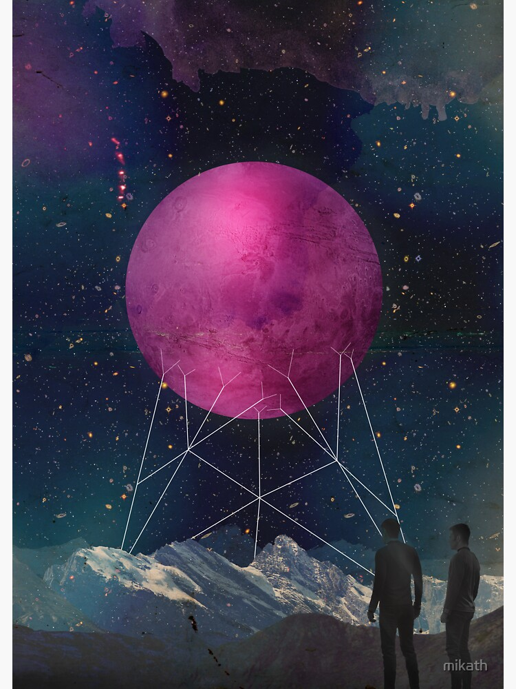 Intergalactic bridges by mikath