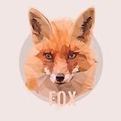 Fire Fox by roxycolor