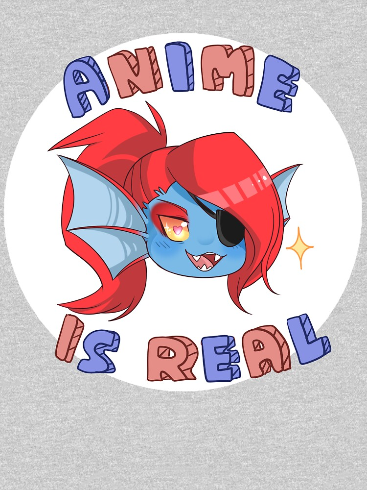 Undyne - Anime is real by CoolGuyEnzo