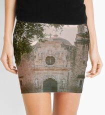 Mission San Jose in San Antonio Mini Skirt