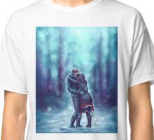 Winter Light Classic T-Shirt