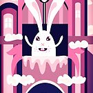 rabbit castle by roxycolor