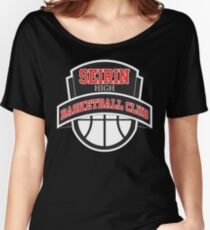 Seirin High - Basketball Club Logo Women's Relaxed Fit T-Shirt