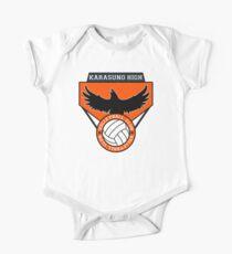Karasuno High - Volleyball Club Logo Kids Clothes