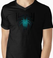 spider  Men's V-Neck T-Shirt