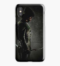 Green arrow TV iPhone Case