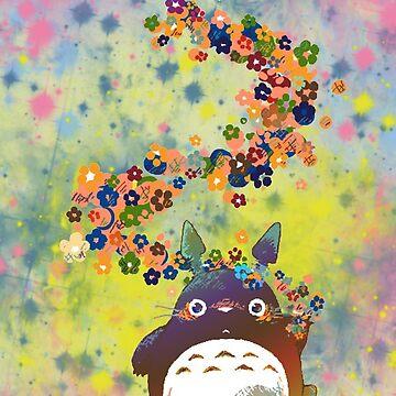 Totoro de itsuko