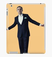Martin Freeman iPad Case/Skin