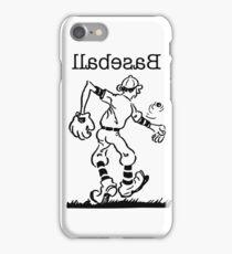 Lefty Baseball iPhone Case/Skin
