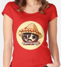 Mikasa Su Casa  Women's Fitted Scoop T-Shirt