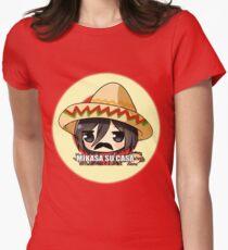 Mikasa Su Casa  Women's Fitted T-Shirt