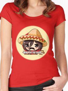Mikasa Su Casa  Women's Fitted Scoop T-Shirt