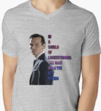 In a World Of Locked Rooms... T-Shirt