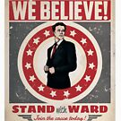 Stand With Ward by wardswarriors