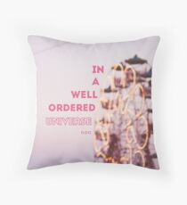 Since You've Been Gone - Quote Throw Pillow