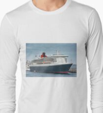 Queen Mary 2 Long Sleeve T-Shirt