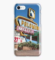 Palomino Motel iPhone Case/Skin