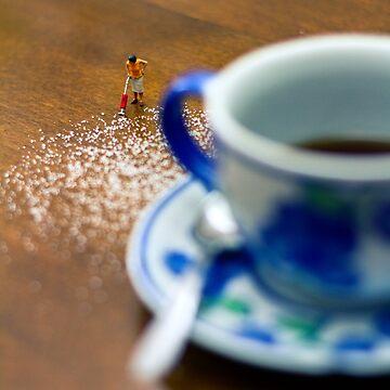 Otra vez todo perdido de azúcar... by Daniel-PdlP