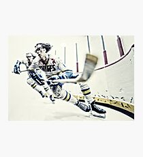 Old Time Hockey! Photographic Print