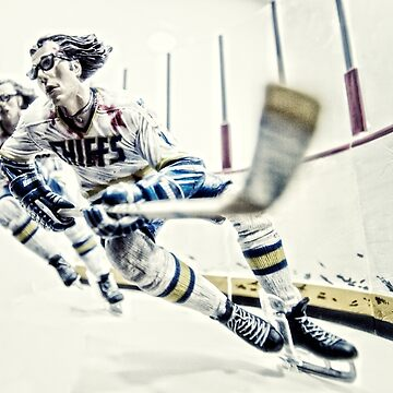 Old Time Hockey! by Daniel-PdlP
